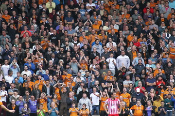Wolverhampton Wanderers v Sheffield United - Sky Bet Football League One