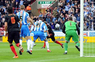 Huddersfield Town v Southampton npower Football League One