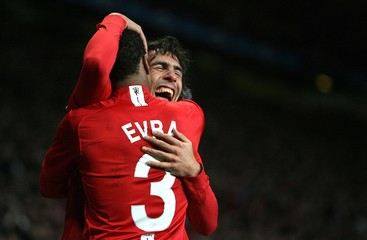 Manchester United v FC Porto UEFA Champions League Quarter Final First Leg