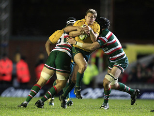Leicester Tigers v Australia