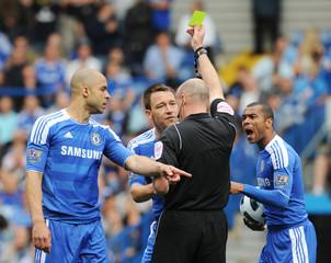 Chelsea v Newcastle United Barclays Premier League