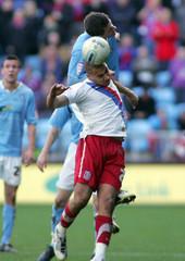 Coventry City v Crystal Palace npower Football League Championship