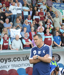 Burnley v Bolton Wanderers - npower Football League Championship