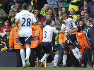 Tottenham Hotspur v Norwich City Barclays Premier League