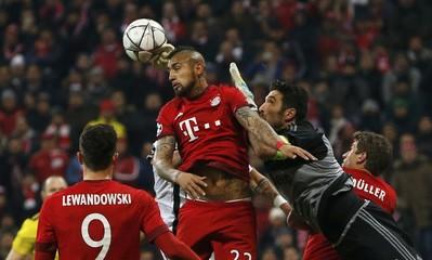 Bayern Munich v Juventus - Champions League