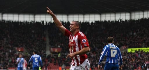 Stoke City v Brighton & Hove Albion FA Cup Fifth Round