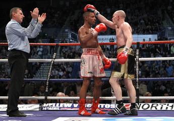 Kell Brook v Matthew Hatton WBA Inter-Continental & IBF International Welterweight Title's