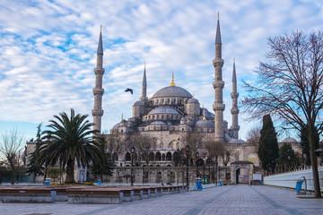 Istanbul landmark for travel