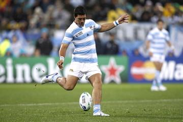 Argentina v Scotland IRB Rugby World Cup 2011 Pool B