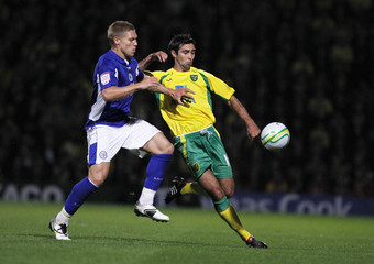 Norwich City v Leicester City npower Football League Championship