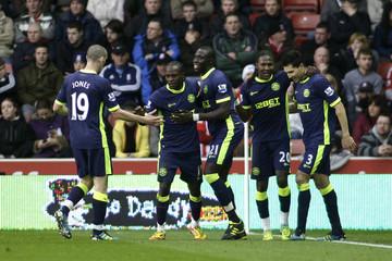 Stoke City v Wigan Athletic Barclays Premier League