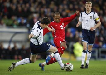 Wales v Scotland International Friendly