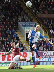 Burnley v Blackburn Rovers - Sky Bet Football League Championship