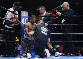 Andre Dirrell v James DeGale IBF Super-Middleweight Title