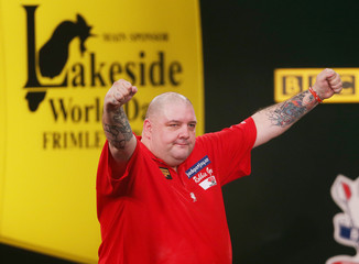 2014 World Professional Darts Championships