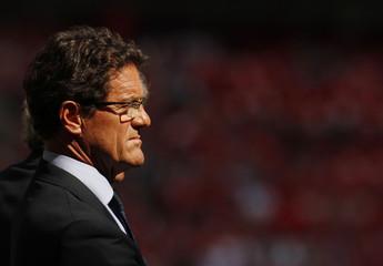 England v Switzerland UEFA Euro 2012 Qualifying Group G