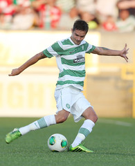 Cliftonville v Celtic - UEFA Champions League Second Qualifying Round First Leg