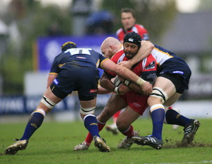 Leeds Carnegie v Worcester Warriors Guinness Premiership