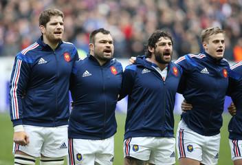 France v Italy - RBS Six Nations Championship 2014