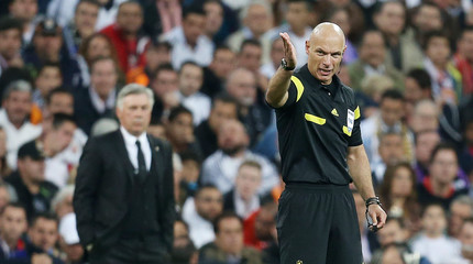 Real Madrid v Bayern Munich - UEFA Champions League Semi Final First Leg