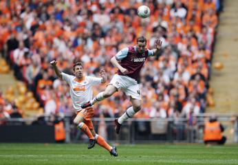 Blackpool v West Ham United npower Football League Championship Play-Off Final