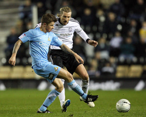 Derby County v Doncaster Rovers npower Football League Championship