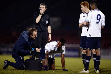 Tottenham Hotspur v Middlesbrough FA Youth Cup 3rd Round