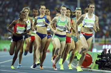 Athletics - Women's 1500m Semifinals