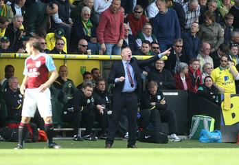 Norwich City v Aston Villa Barclays Premier League