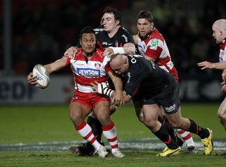 Gloucester Rugby v Toulouse Heineken European Cup Pool Six