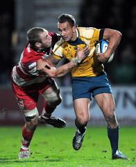 Gloucester Rugby v Australia