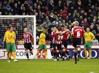 Sheffield United v Norwich City Coca-Cola Football League Championship