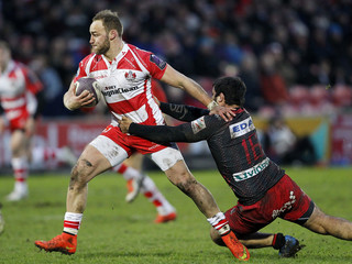 Gloucester Rugby v Oyonnax - European Rugby Challenge Cup Pool Five