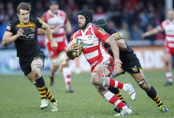 Gloucester Rugby v London Wasps - LV= Cup Pool Stage Matchday Four