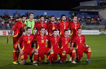 Montenegro v Wales UEFA Euro 2012 Qualifying Group G