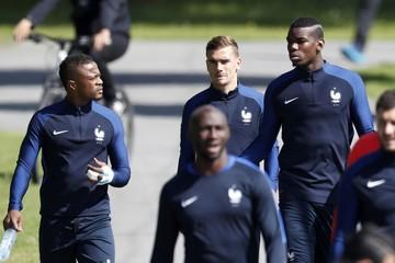 France training - EURO2016