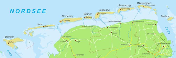 Karte Norddeutschland Inseln.Bilder Und Videos Suchen Landkarten