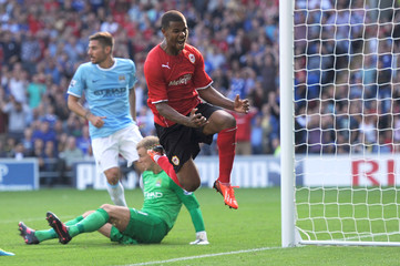 Cardiff City v Manchester City - Barclays Premier League