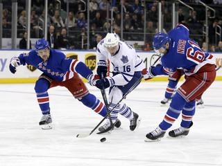 NHL: Toronto Maple Leafs at New York Rangers