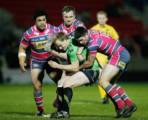 Salford City Reds v Leeds Rhinos Stobart Super League