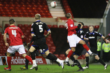 Nottingham Forest v Portsmouth npower Football League Championship