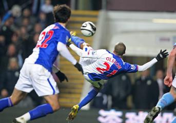 Aston Villa v Blackburn Rovers Carling Cup Semi Final Second Leg