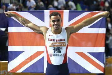 Sainsburys British Indoor Championships