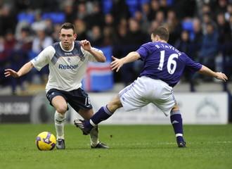 Bolton Wanderers v Newcastle United Barclays Premier League