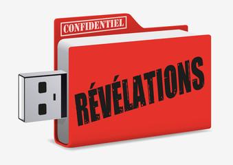 révélation - scandale - corruption - enquête - confidentiel - information