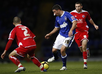 Ipswich Town v Chesterfield FA Cup Third Round