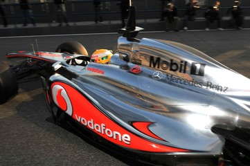 2011 F1 Testing - Jerez