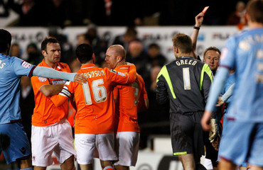Blackpool v West Ham United npower Football League Championship
