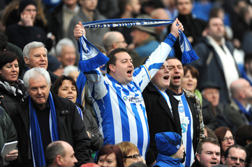 Brighton & Hove Albion v Newcastle United - FA Cup Third Round