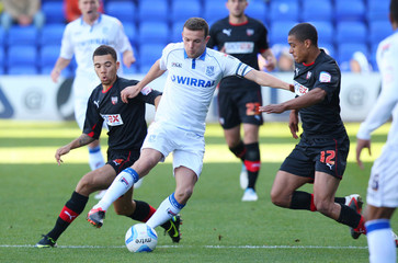 Tranmere Rovers v Brentford - npower Football League One